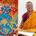 Una conferenza/insegnamento di Khenpo Gelek Jinpa in collaborazione con M.Nicoletti e OM Edizioni